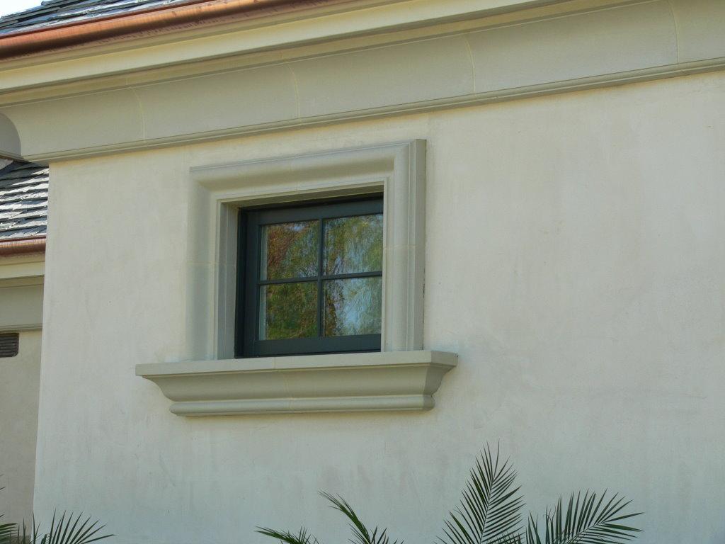 Ventura cast stone and precast concrete photo album 9 - Molduras para ventanas exteriores casas ...