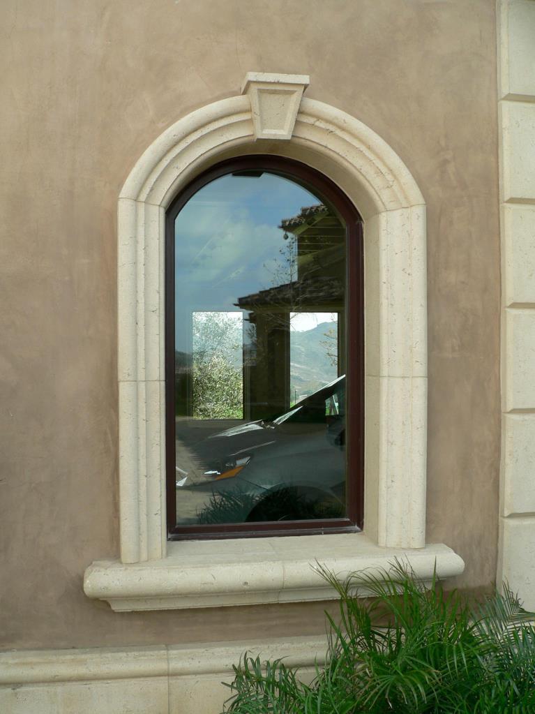 Ventura cast stone and precast concrete photo album 12 - Molduras para ventanas exteriores casas ...